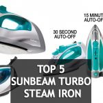 🥇💨5 Best Steam Generator Iron Sunbeam Turbo Reviews 2021