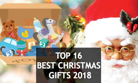 16 Most Popular New Toys for Best Christmas Gifts 2018