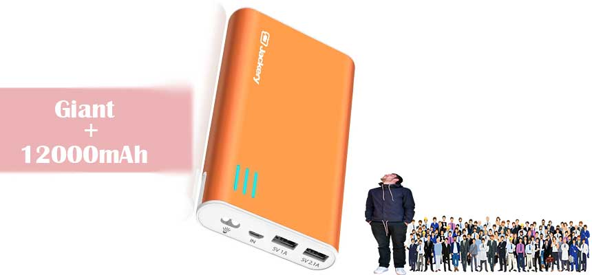 Jackery External Battery Charger Giant
