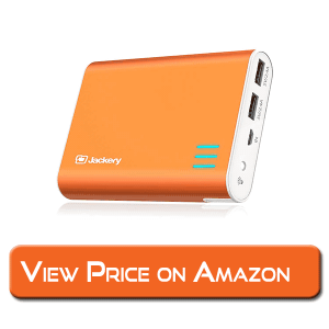 Jackery External Battery Charger