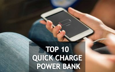 Travelers Keeping Top 10 Best Quick Charge Power Bank 2018 for Adventure