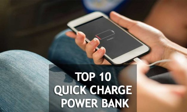 Travelers Keeping Top 10 Best Quick Charge Power Bank 2018 for Adventure (Notably Number 6 is fastest charger)