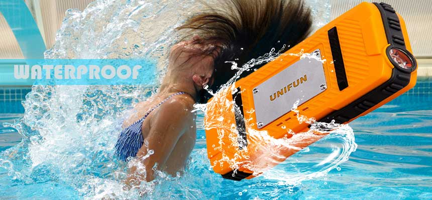 Unifun waterproof