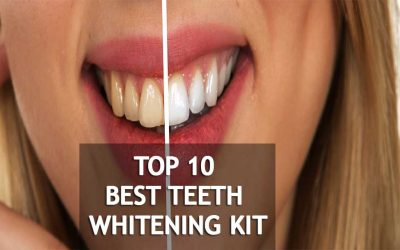 Top 10 Best Teeth Whitening for Sensitive Teeth 2018