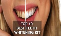 Top 10 Best Teeth Whitening for Sensitive Teeth Reviews 2018