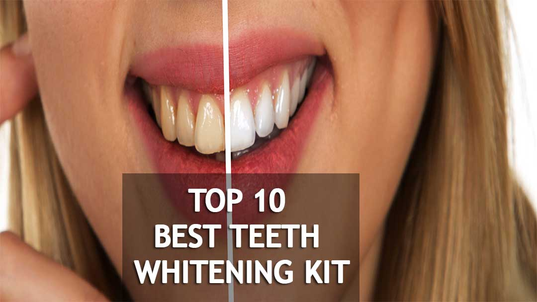 Top 10 Best Whitening for Sensitive Teeth Reviews 2018