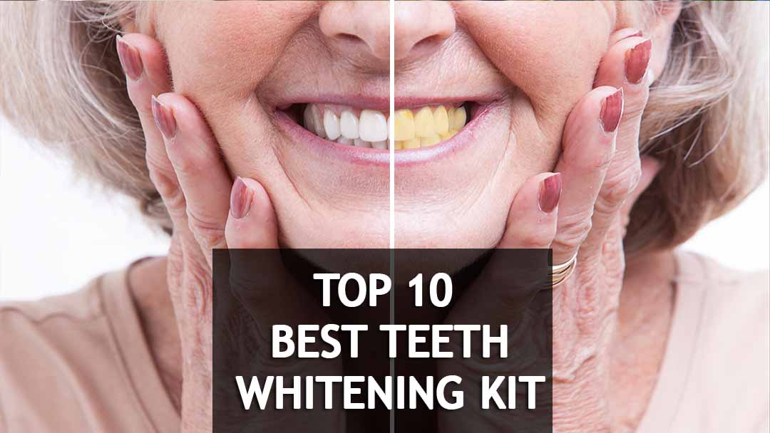Best whitening options for sensitive teeth