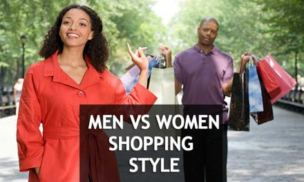 Before going to the shop, look Men's And Women's Shopping Styles difference.
