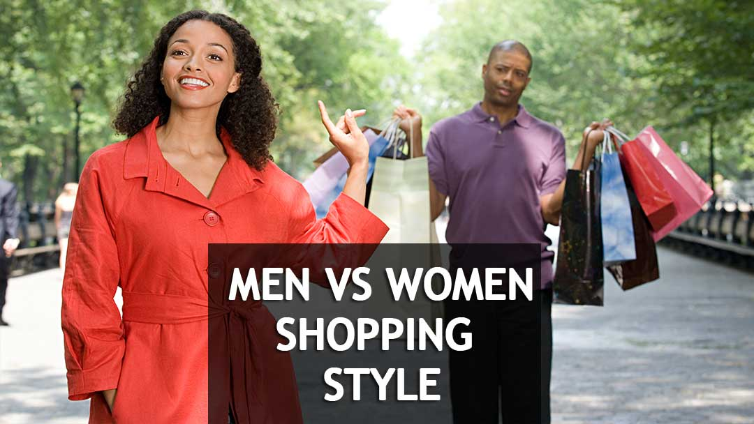 MENS AND WOMENS SHOPPING STYLES