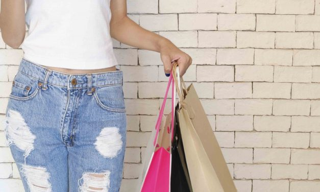 Various Men's And Women's Shopping Styles