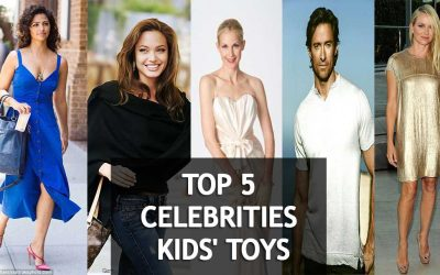Top 5 Celebrities Kids' Toys Reviews | Choose Your Top Celebrity Baby Gifts