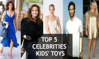 Top 5 Celebs' unique baby gift ideas 2018