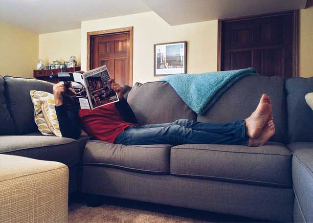 14 Fun Things to do when Bored at Home