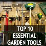 🥇🍅10 Essential Garden Tools Every Gardener Must Have for 2021