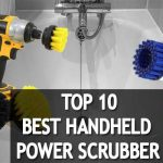 best handheld power scrubber
