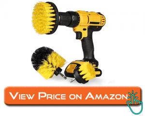 Hiware Power Scrubber Brush Cleaning Kit