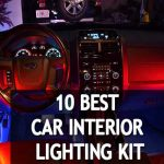 🥇🚗Make Your Car Wonder : 10 Best Car Interior Lighting Kit 2021 Reviews
