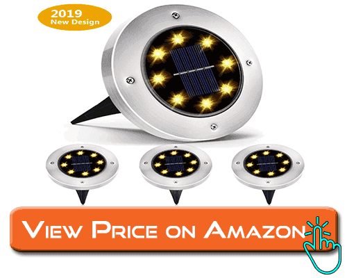 Biling Solar Disk Lights