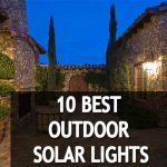 best rated outdoor solar lights
