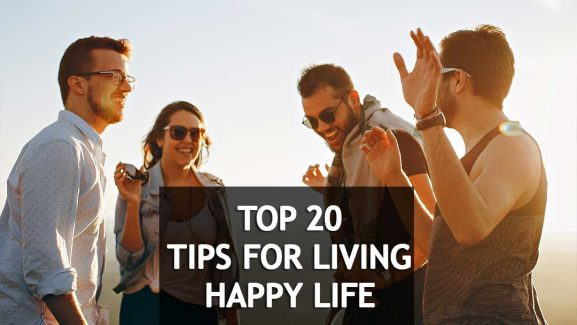 How to lead a happy and peaceful life. – Celebrities revealed their 20 secretes tips