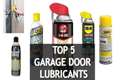 Discover the Best Lubrication for Garage Doors in 2019