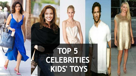 Top 5 Celebrities Baby Gifts That Will Make Your Child Smart