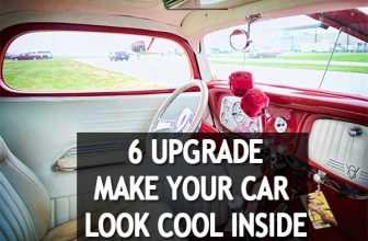How To Make Your Car Look Cool Inside By 6 Upgrade