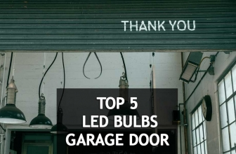 🥇💡5 Best LED Light Bulbs for Garage Door Opener 2019 Reviews (Radio Frequency Friendly & Vibration Resistant)