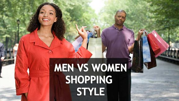 🛍️Before going to the shop, look Men's And Women's Shopping Styles difference.