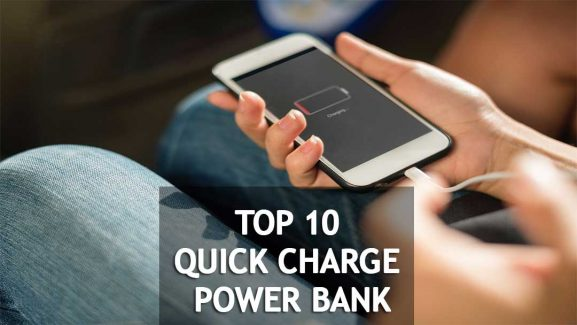 Travelers Keeping 10 Best Quick Charge Power Bank 2019 for Adventure