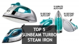 🥇💨5 Best Steam Generator Iron Sunbeam Turbo Reviews 2020